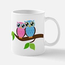 Two Owls Mug