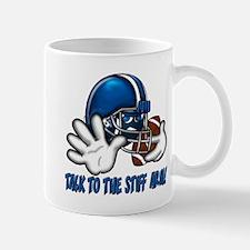Talk to the Stiff Arm Mug
