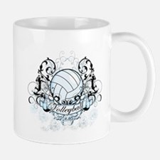 Volleyball Tribal Mug