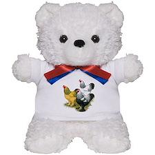 Brahma Rooster Assortment Teddy Bear