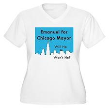 Mayor rahm emanuel T-Shirt