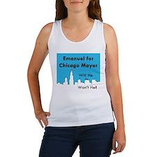 Funny Emanuel Women's Tank Top