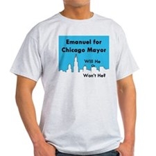Unique Rahm mayor T-Shirt