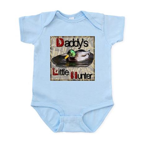 Infant Daddy's Little Hunter Bodysuit