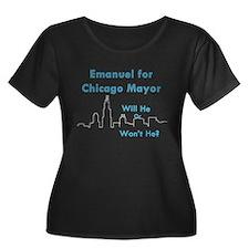 Funny Mayor rahm emanuel T