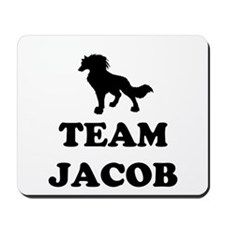 """Team Jacob"" Mousepad"