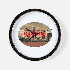 Unique Rahm emanuel Wall Clock