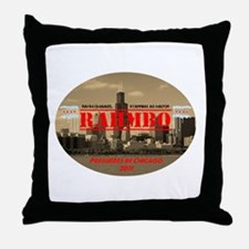 Cute Rahm Throw Pillow