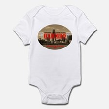 Cute Mayor rahm emanuel Infant Bodysuit