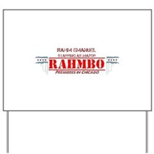 Cute Rahm emmanuel Yard Sign