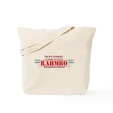 Funny Rham Tote Bag