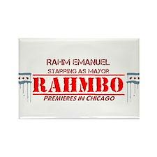 Unique Rahm emanuel Rectangle Magnet