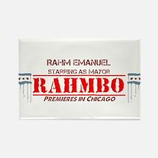 Cute Rahm emanuel Rectangle Magnet