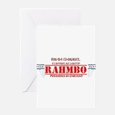 Cute Rahm Greeting Card