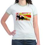 Bangkok Nuns Jr Ringer T-Shirt