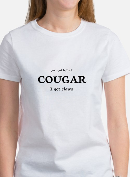 how to know if a woman is a cougar