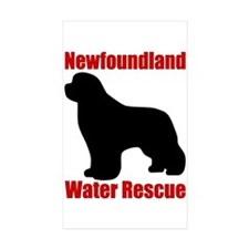 Water Rescue with Silhouette Decal