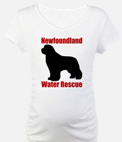 Water Rescue with Silhouette Shirt