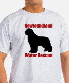 Water Rescue with Silhouette T-Shirt