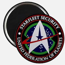 Starfleet Security Magnet