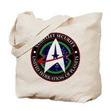 Starfleet Security Tote Bag