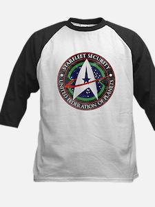 Vintage Starfleet Kids Baseball Jersey