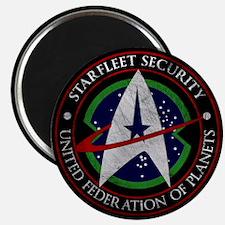 Vintage Starfleet Magnet