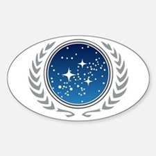 Federation of Planets Decal
