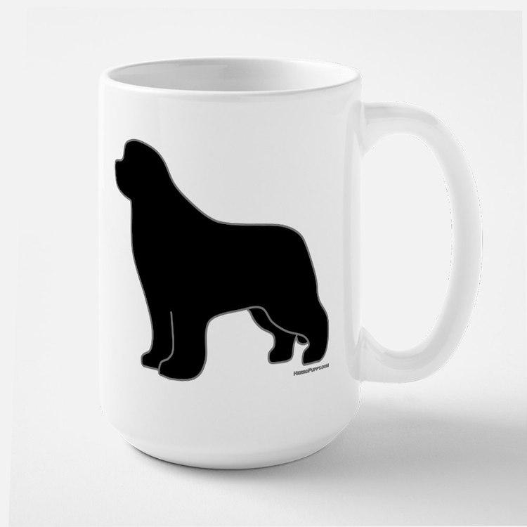 Newfoundland Silhouette Mug