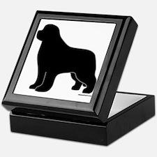 Newfoundland Silhouette Keepsake Box
