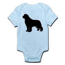Newfoundland Silhouette Infant Bodysuit