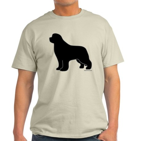 Newfoundland Silhouette Light T-Shirt