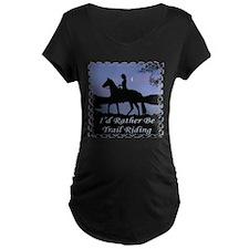 Moonlight Trail Riding T-Shirt