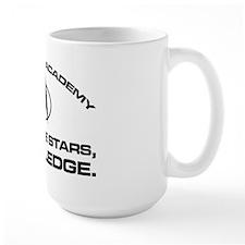 Starfleet Academy Motto Mug