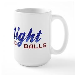 Good Night with Water Drops Mug