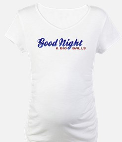 Good Night with Water Drops Shirt