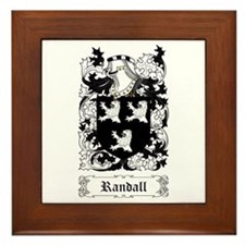 Randall Framed Tile