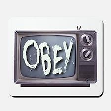 OBEY Mousepad