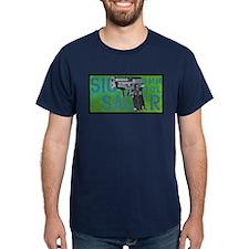 SIG SAUER 9MM PISTOL T-Shirt