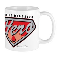 Juvenile Diabetes Hero Mug