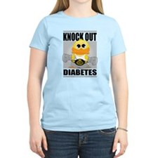 Knock Out Diabetes T-Shirt