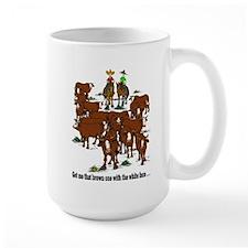 Cattle & Horses Mug