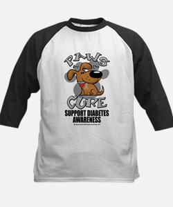 Diabetes Paws for the Cure Tee