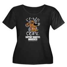 Diabetes Paws for the Cure T