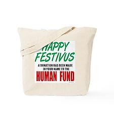 Human Fund Tote Bag