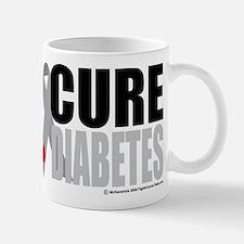 Cure Diabetes Mug