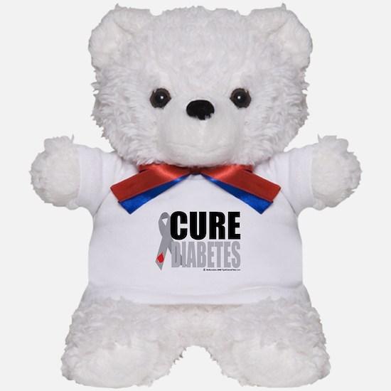 Cure Diabetes Teddy Bear