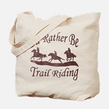 Trail Riders Tote Bag