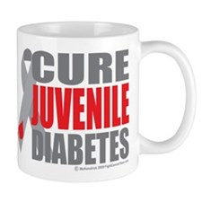 Cure Juvenile Diabetes Mug
