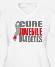 Cure Juvenile Diabetes T-Shirt